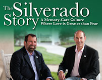 The Silverado Story Book Design - Graphic Design