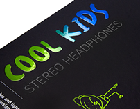 TDK Life on Record Kids Headphones