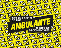 Ambulante Colombia, documentary festival - 2015