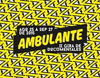 Ambulante Colombia, documentary festival - 2015