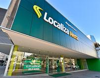Loja Conceito LocalizaHertz