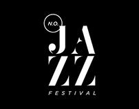 Jazz Festival | Brochure
