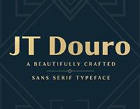 JT Douro Sans Typeface