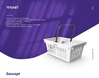 Vmart | Logo & Visual Identity