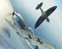Battle of Britain, Combat Archive Vol.2 - July25th