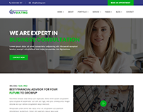 Fsulting - Finance & Consulting Bootstrap 4 Template