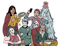 L'actualité - Survivre à vos soupers de famille