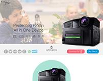 Web Design Ideas for KYAN