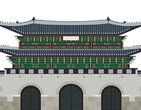 Illustration: Korea Traditional Architectures