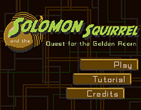 Solomon Squirrel and the Quest for the Golden Acorn
