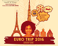 Euro Trip 2016 - WAVU Travels & Tours