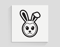 Perplexed bunny