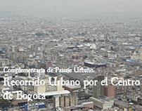 CF_Paisaje Urbano_Recorrido Urbano Bogotá_201620
