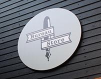 Logo / Bureau Store