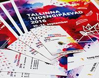 Tallinna Tudengipäevad 2016 brändiuuendus