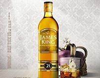Revista Café com Justiça - Anúncio James King