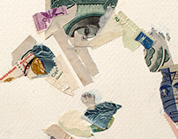 CURRENT SHOW at SOHA Studio + Gallery | 42 Collages