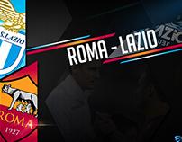 Derby Rome - Lazio concept design