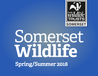 Somerset Wildlife Trust, Spring/Summer 2018