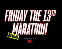 Friday the 13th Marathon | SYFY WIRE