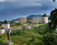 Fortress in Tešanj
