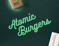 Atomic Burgers | Branding