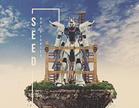 Gundam Seed Fan Art