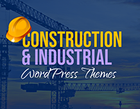 30+ Ultimate Construction and Industrial WordPress Them