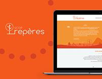 SCOP Repères - Website