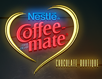 Coffee-mate: Chocolate Boutique Campaign