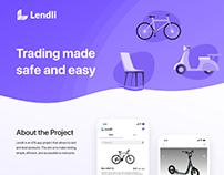 Lendli - Full Project