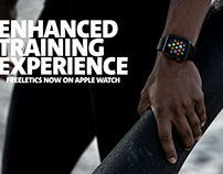 Freeletics X Apple watch