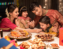 Karachi Bakery Diwali Shoot
