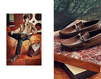 Tod's Man Campaign FW 2015