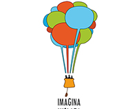 IMAGINE MISLATA (Branding, Logo & graphic design)