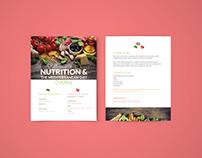 Flyer Design/Graphic Design