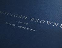 MADIGAN BRROWNE Branding