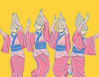 Traditional dance series I
