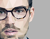 Low poly | Glasses
