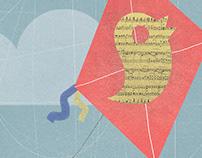 Raccolta illustrazioni per LiberaMusica