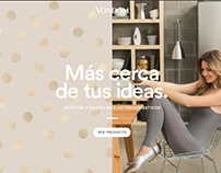 Vondom Website