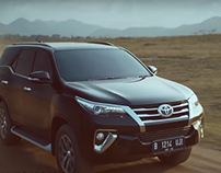 All New Fortuner 2016 TVC