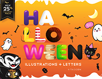 Halloween Package (Creative Market)