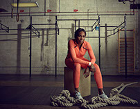 EleVen by Venus Williams – Activewear Shoot