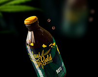 Maui Gold Coffee - Brand Identity + Packaging