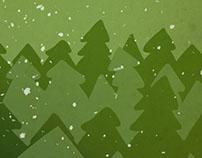 Min Fars Juletræer