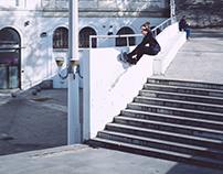 Skateboarding Photo Collection '17