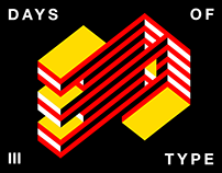 36 DAYS OF TYPE III