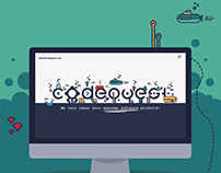 code quest rebranding - part 2 - the website