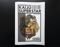 """KAIJU SUPERSTAR"" exhibition catalog"